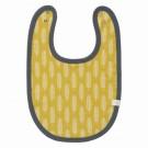 Slabbetje met graan - havre vintage yellow (Geboortelijst Anna C.)