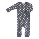 Pyjama met ananassen - pineaplle - maat 0-3 maand (Geboortelijst Joa v.G.)