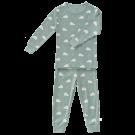 Tweedelige pyjama met egeltjes - 2 piece pyjama hedgehog