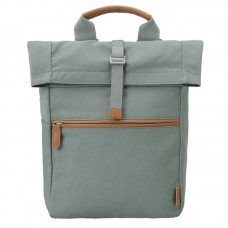 Grijsgroene rugzak - Backpack small chinois green