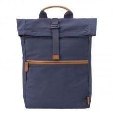 Donkerblauwe rugzak - Backpack small nightshadow blue