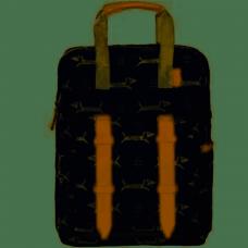 Rugzak met hondjes - backpack large Dashsy