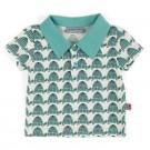 Polohemdje met schildpadjes - polo summer shirt turtle