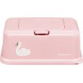 Funkybox roze met zwaan- groot