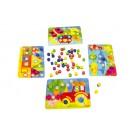 Kleurrijk Lottospel