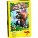 Zoekspel -  Walby de wasbeer