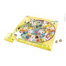 2 in 1 : puzzel + reuze slakkenrace spel