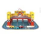 Draagbaar racecircuit - grand prix (Geboortelijst Eli V.)