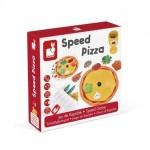 Gezelschapsspel : maak om ter eerst de pizza- speedpizza