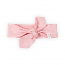 Haarband : hearts soft pink