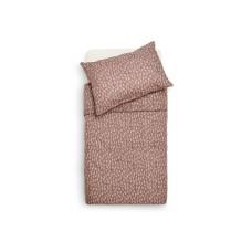 Dekbedovertrek ledikant - Duvet cover meadow chestnut