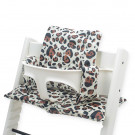 Kussenset voor stokke stoel - leopard naturel