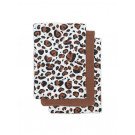 Set van 3 leopard tetrawashandjes