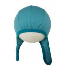 Grijsblauw flappenmuts - hat speedy blue