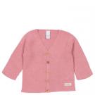 Oud roze gebreid truitje - Clearwater blue blush pink