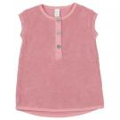 Frambooskleuirg sponzen kleedje - coconut dress blush pink