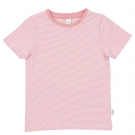 Roze gestreepte t- shirtje - palm beach shirt blush pink
