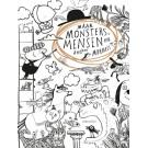 Interactief boek : maak monsters, mensen en andere mormels