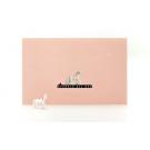 Wenskaart unicorn - sparkle all day+ rubber eenhoorn