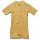UV- Max swimsuit confetti yellow mellow