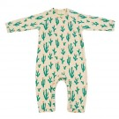 Babysuit Gerard aop Cactus - kruippakje met cactussen - maat 68 (Geboortelijst Sies D.M.)