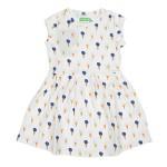 Dress Hanna aop ice cream - kleedje met ijsjes