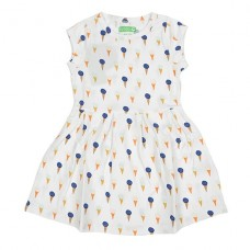 Dress Hanna aop ice cream - kleedje met ijsjes