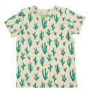 T-shirt Leo aop Cactus - t- shirt korte mouwe met cactussen - maat 68 (Geboortelijst Sem D. B.)