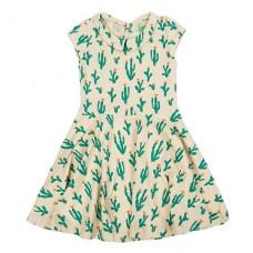 Dress Tiny aop Cactus  zwierkleedje met cactussen