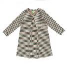 Alizee dress blocks green