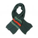 Donkergroene sjaal - Scarf dark green