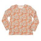 T-shirt lange mouw met fijne bloemetjes - T-shirt Florian flowers - maat 62 (Geboortelijst Lina C.)