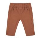 Bruin babybroekje - Legging amber brown