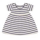 Dress summer stripes  - maat 3-6 maanden (Geboortelijst Lou V.)