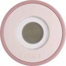Cloud pink digitale badthermometer