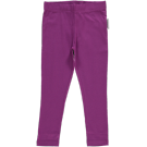 Paarse legging- basic purple legging