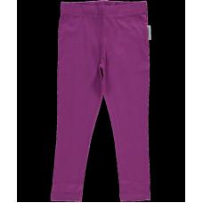 Paarse legging- basic purple legging