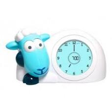 Schaap Sam blauw slaaptrainer, wekker en nachtlampje