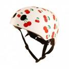 Helm met kersjes Medium