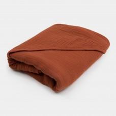 Bruinrode XL-badcape - Bathcape clay
