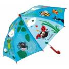 Paraplu met insecten