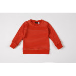 Sweatshirt organic interlock seaqual tatoo la linea chilli