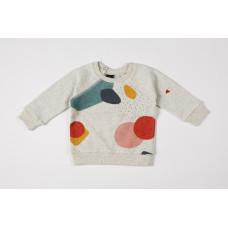 Sweater organic sweater multi color