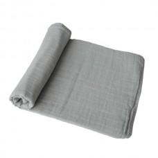 XL-tetradoek - Extra soft muslin swaddle - Belgian Grey