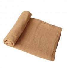 XL-tetradoek - Extra soft muslin swaddle - Fall Yellow
