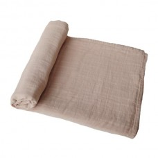 XL-tetradoek - Extra soft muslin swaddle - Pale Taupe