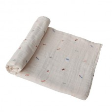 XL-tetradoek - Extra soft muslin swaddle - Retro cars