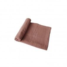 XL-tetradoek - Extra soft muslin swaddle - Cedar