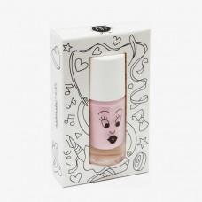 Lichtroze afwasbare nagellak  - Bella