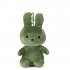 Velvet sleutelhanger Nijntje - moss green